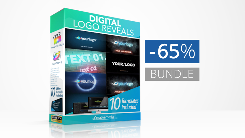 Digital Logos Bundle